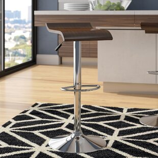 Burmeister Adjustable Height Swivel Bar Stool