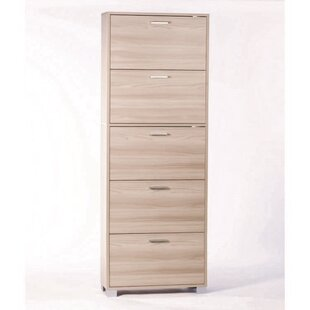 Sarmog 30-Pair Shoe Storage Cabinet