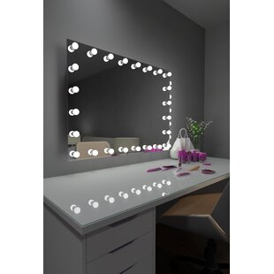 Everly Quinn Haslemere Makeup/Shaving Mirror
