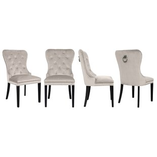 Madison Upholstered Dining Chair (Set Of 4) By BelleFierté
