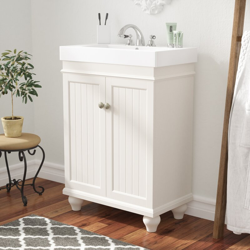 Three Posts Betio 24 Single Bathroom Vanity Set Reviews Wayfair
