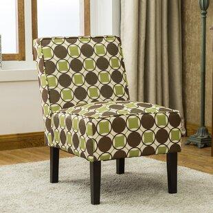 Ebern Designs Bank Slipper Chair