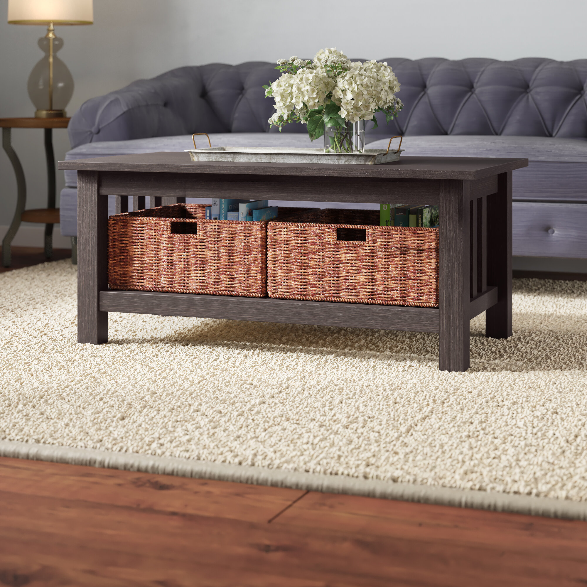 Storage Coffee Tables You Ll Love In 2021 Wayfair