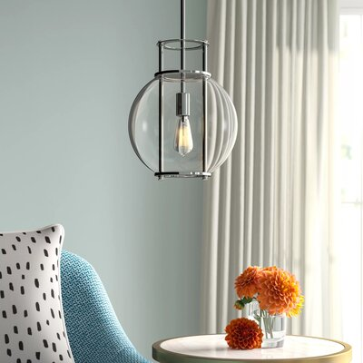Rory 1 Light Globe Pendant Joss Main