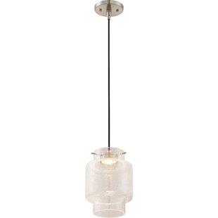 Aaden 1-Light LED Geometri..