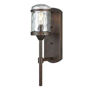 Serpa Outdoor Sconce by Gracie Oaks