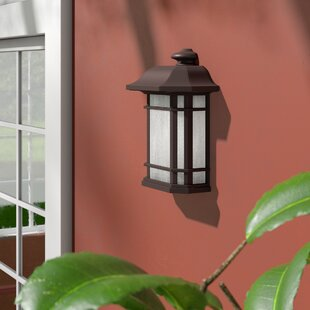 Darby Home Co Broadmoor Outdoor Flush mount