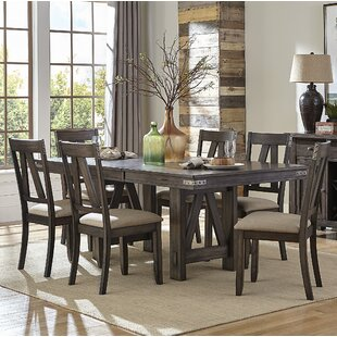 Mattawa 7 Piece Extendable Dining Set Gracie Oaks