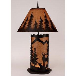 Loon Peak Gonzalez Deer Scene 33.5