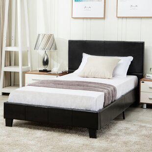 Shigeko Twin Upholstered Platform Bed