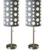 Ranjan Retro Dual Shade 30 Table Lamp (Set of 2)