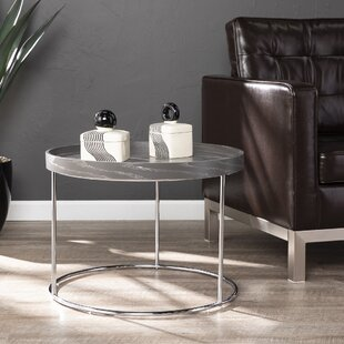 Juanita End Table by Wrought Studio