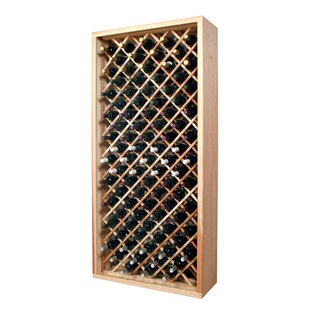 Designer Series 90 Bottle Floor Wine Rack..
