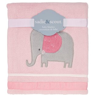 700cfc63cd Elephant Baby Blanket