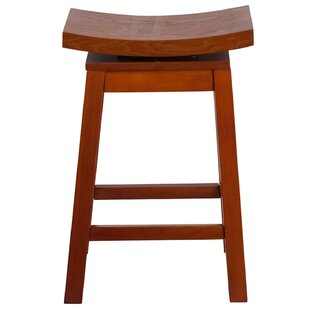 Lomonaco 26 Swivel Bar Stool Winston Porter