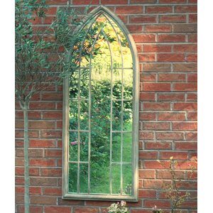 Gothic Arches Window Mirror