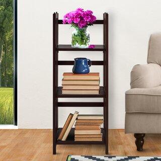 3 Shelf Folding Standard Bookcase by Casual Home SKU:BE252068 Order