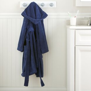 Southsea 100% Cotton Terry Cloth Bathrobe