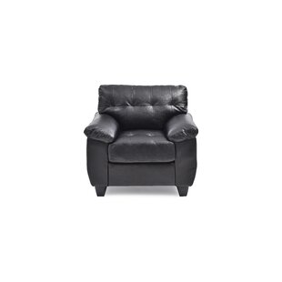 Schuh Club Chair by Winston Porter New Design