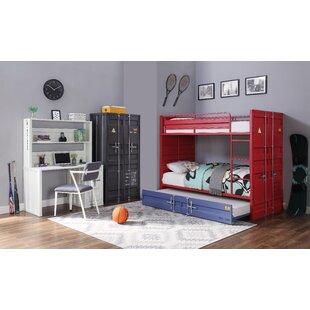 Otero Standard Bunk Configurable Bedroom Set by Zoomie Kids
