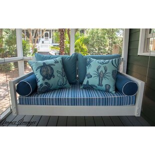 The Beautiful Beaufort Porch Swing