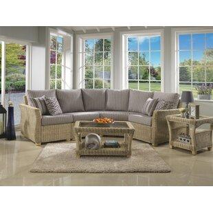 Doak Modular Corner Sofa By Beachcrest Home