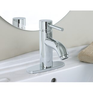 Premier Faucet Essen Lavatory Faucet with Optional Deck Plate