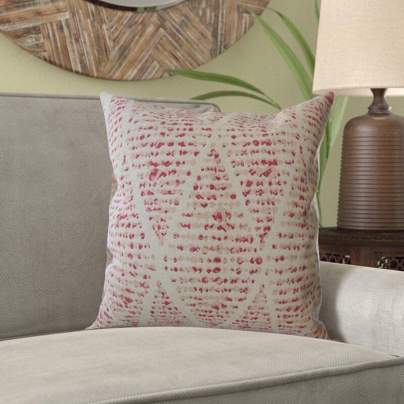 Dakota Fields Laird Geometric Pillow Reviews Wayfair