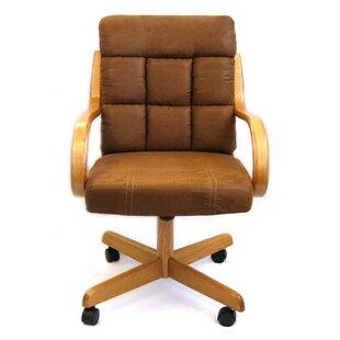 Caster Chair Company Ashley Swivel Arm Chair