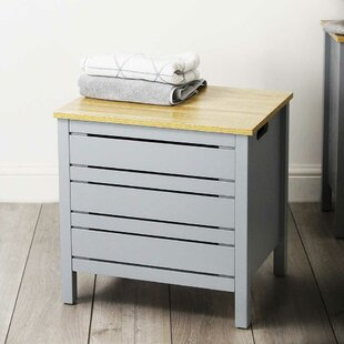 Cabinet Laundry Bin By 17 Stories