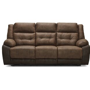 Zapata Reclining Sofa by Winston Porter Coupon