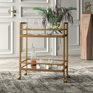 Crete Bar Cart by Greyleigh