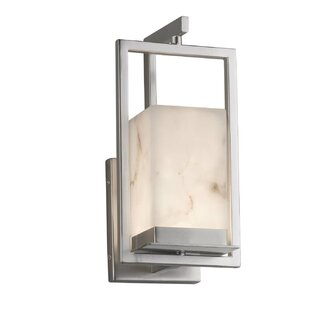 Keyon LED Outdoor Wall Sconce by Brayden Studio
