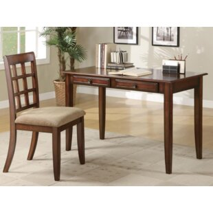 Compare prices Potsdam Writing Desk and Chair Set by Darby Home Co