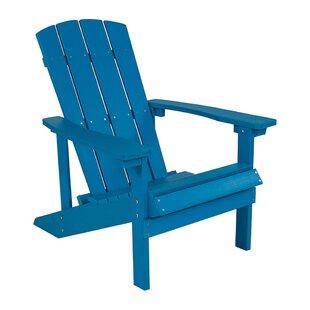 Sandler Wood Adirondack Chair by Breakwater Bay