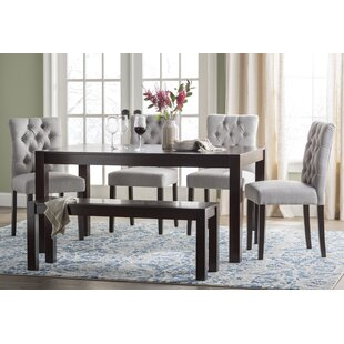 Gardners 6 Piece Dining Set by Darby Home..