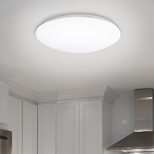 Galey 1 Light Led Flush Mount