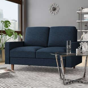 Glennon Loveseat by Turn on the Brights