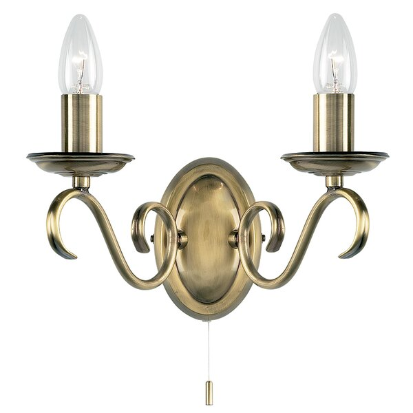 Candle Wall Sconces Wall Lamps Candle Wall Lights Wayfair Co Uk