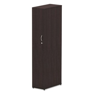 Alera Valencia Series Wardrobe Storage Cabinet by Tennsco Corp.