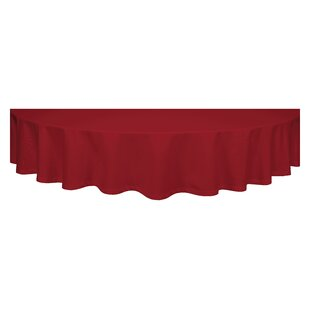 84 Round Tablecloth | Wayfair