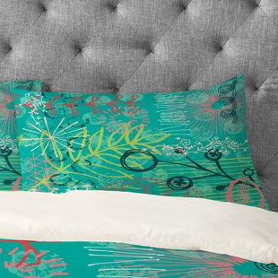 Kerrie Satava Summer Burst Pillowcase