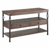 Burr 50 Console Table by Gracie Oaks