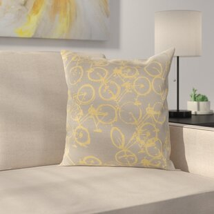 Camptown Throw Pillow Cover