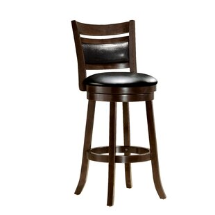 Eastham 43 Swivel Bar Stool Winston Porter