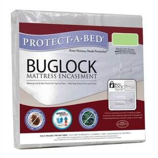 Buglock Bed Bug Proof Encasement Waterproof Mattress Protector
