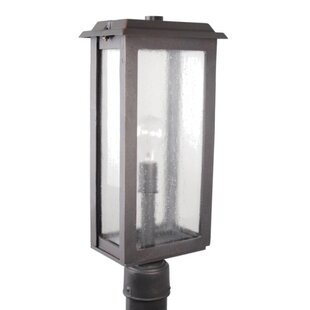 Fluellen Urban 400 Series Outdoor 1-Light Lantern Head