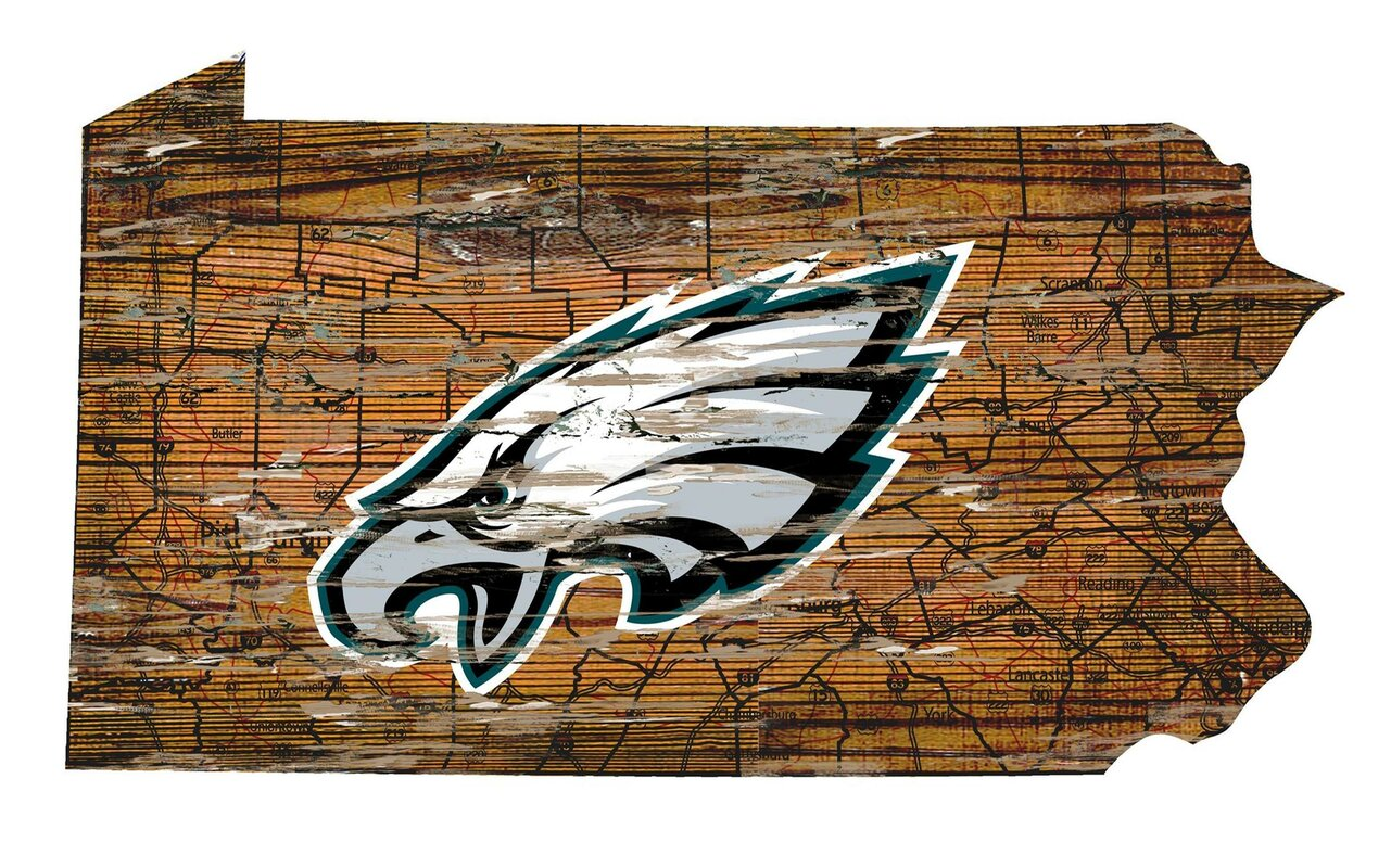 Fan creations nfl wall dcor reviews wayfair nfl wall dcor amipublicfo Image collections