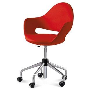 Jamil Mid-Back Desk Chair By Ebern Designs