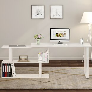 Arnone Reversible L-Shaped Computer Desk